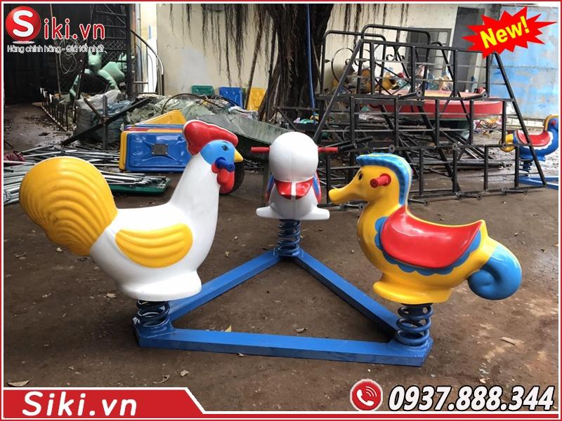 Sản phẩm thú nhún lò xo an toàn giá tốt  2020 2021 tại Sài Gòn